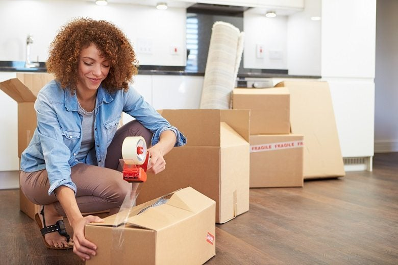 how to pack for an international move movehub