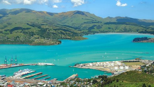 how to call christchurch new zealand from us
