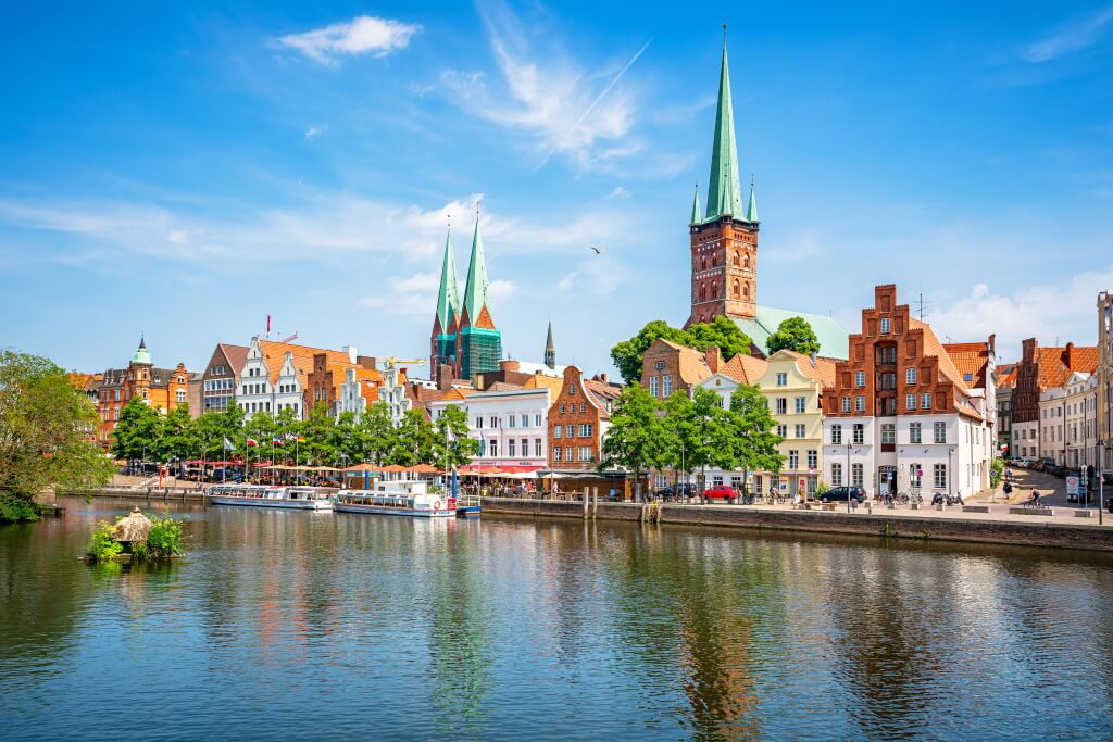 lubeck, a city in germany