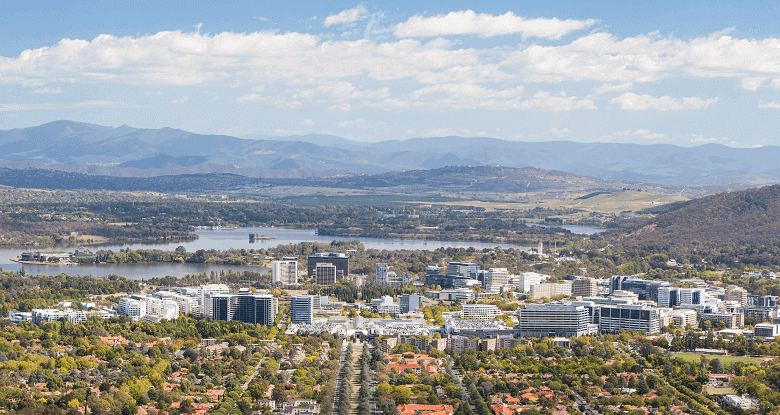 canberra best place to live in australia as a us expat