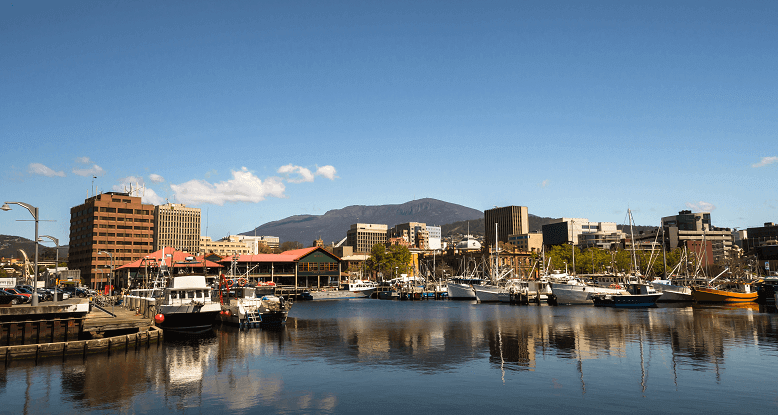 hobart best place to live in australia as a us expat