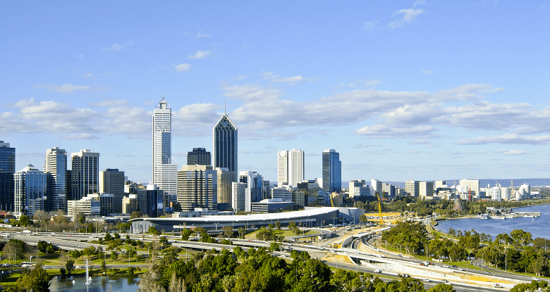 perth best place to live in australia as a us expat