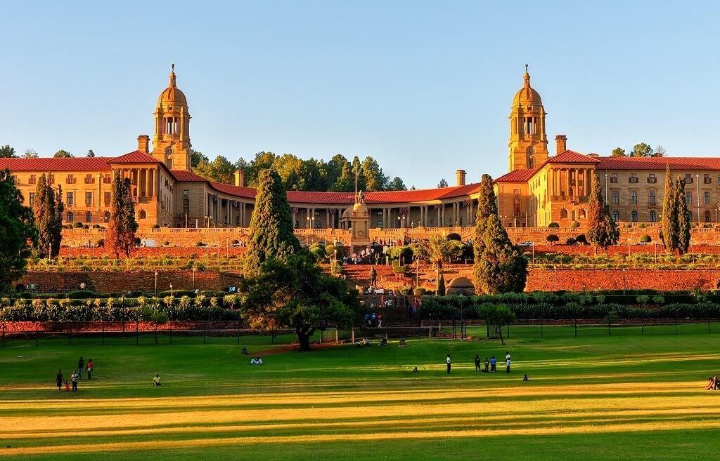 Union Buildings in Pretoria