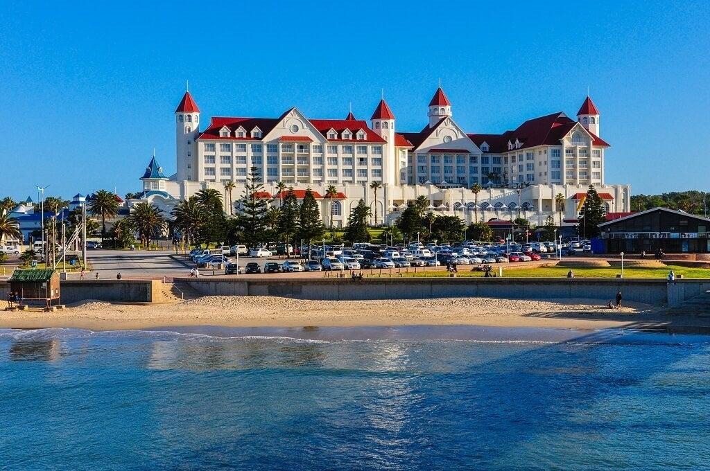 Seaside in Port Elizabeth