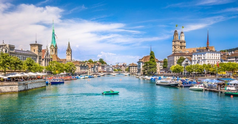 best places to retire zurich