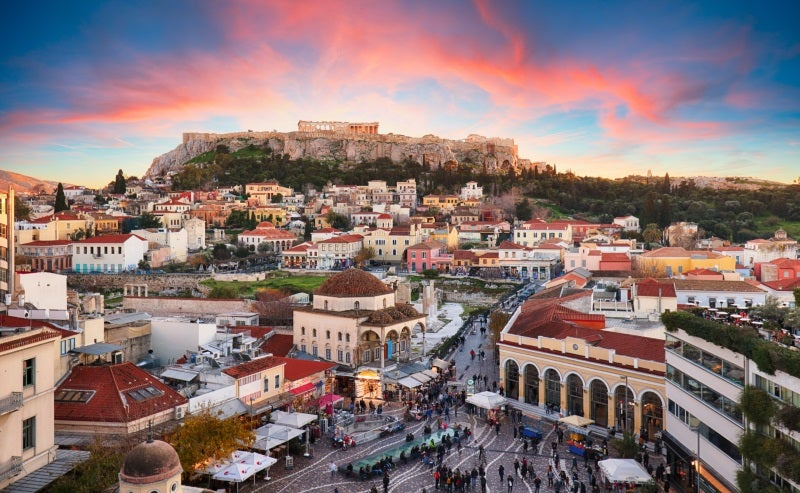 best places to retire athens