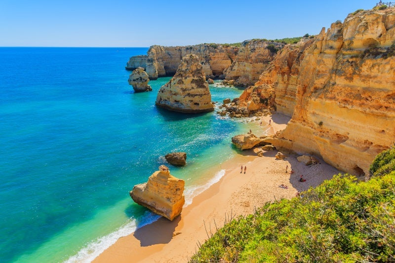 best places to retire algarve