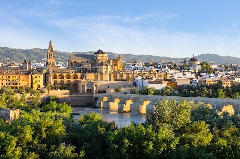 Spain Aqueduct