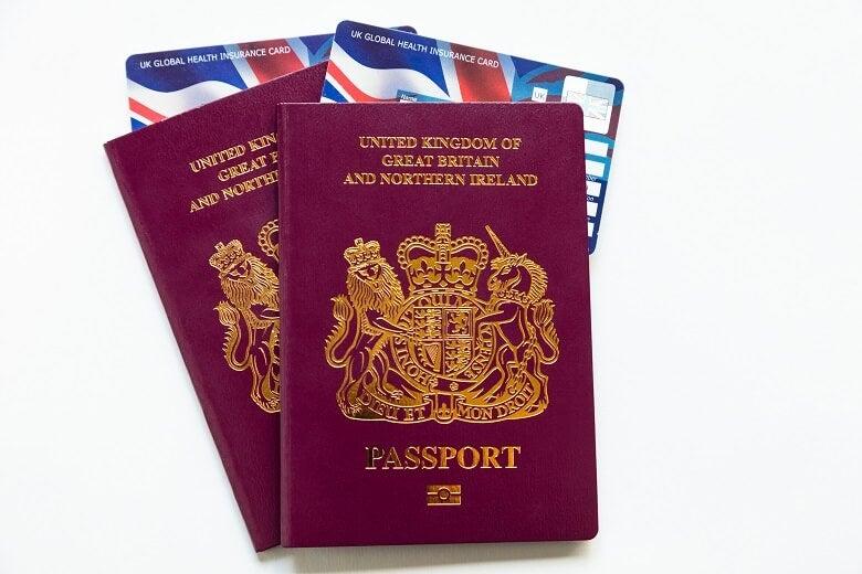 UK Global Health Insurance Card